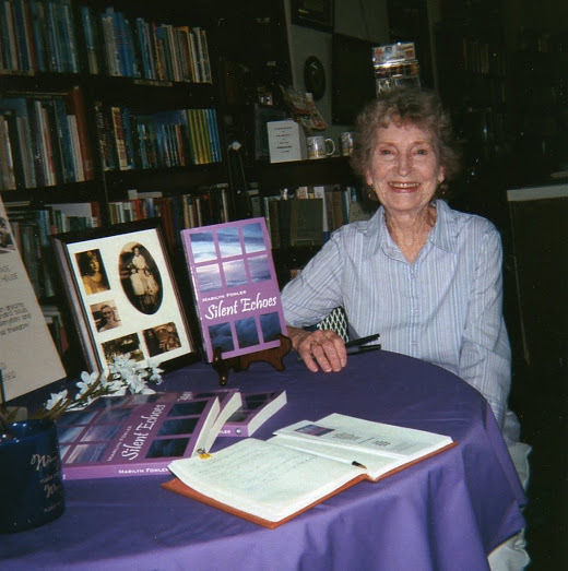 Marilyn Fowler (Author of Silent Echoes)